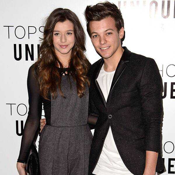 Louis Tomlinson Reacts to Eleanor Calder Engagement Rumors ...